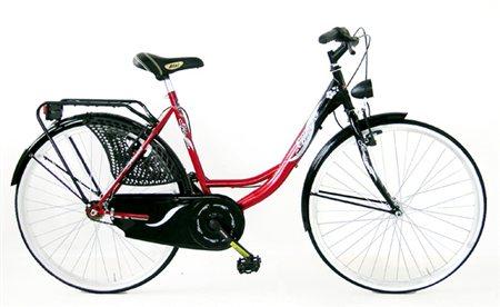 Bici Olanda 26 Venere Monovelocità Telaio In Acciaio H1l26000