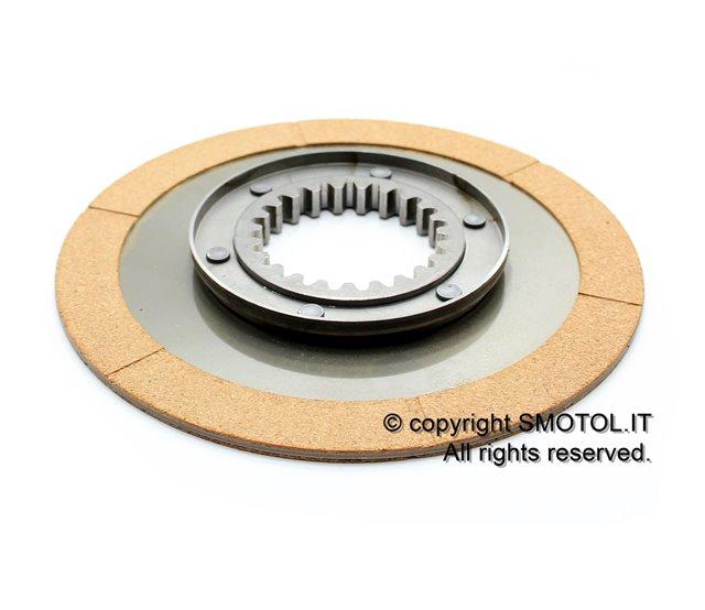 Disco frizione Piaggio APE 600 MP - 100287610 : Vendita Ricambi e ...